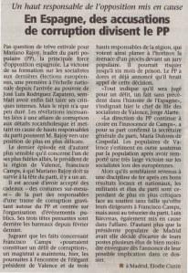 Des accusations de corruption_La Voix du Luxembourg_07072009