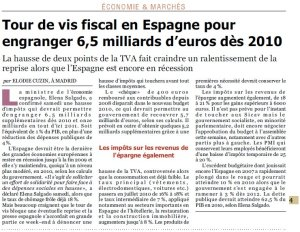 Tour de vis fiscal_L'Agefi_28septembre 2009