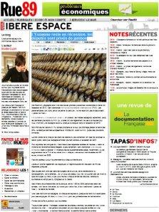 Récession_Paniers Noël_Octobre2009