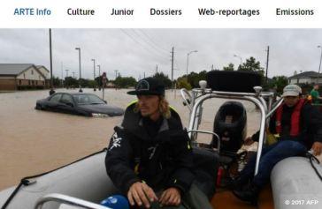 Civilian rescuers